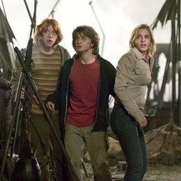 Harry Potter und der Feuerkelch / Rupert Grint / Daniel Radcliffe / Emma Watson Poster