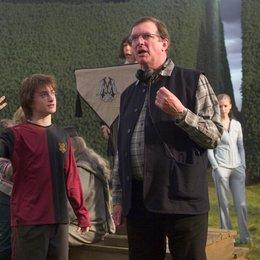 Harry Potter und der Feuerkelch / Set / Daniel Radcliffe / Mike Newell Poster