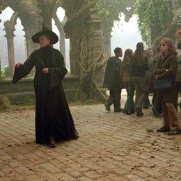Harry Potter und der Gefangene von Askaban / Daniel Radcliffe / Maggie Smith Poster
