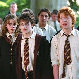 Harry Potter und der Gefangene von Askaban / Daniel Radcliffe / Rupert Grint Poster