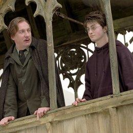Harry Potter und der Gefangene von Askaban / Daniel Radcliffe Poster