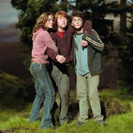 Harry Potter und der Gefangene von Askaban / Emma Watson / Rupert Grint / Daniel Radcliffe Poster
