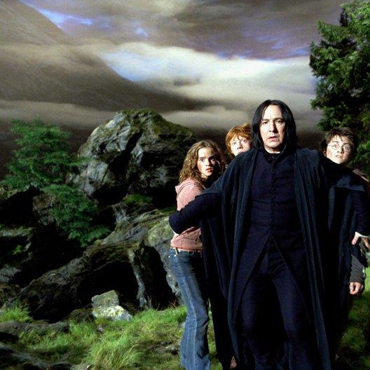Harry Potter und der Gefangene von Askaban / Emma Watson / Tom Felton Poster