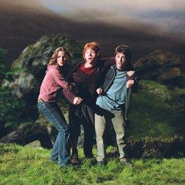 Harry Potter und der Gefangene von Askaban / Emma Watson / Rupert Grint / Alan Rickman / Daniel Radcliffe Poster