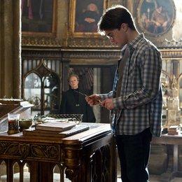 Harry Potter und der Halbblutprinz / Daniel Radcliffe Poster