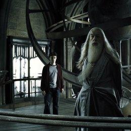 Harry Potter und der Halbblutprinz / Daniel Radcliffe / Michael Gambon Poster