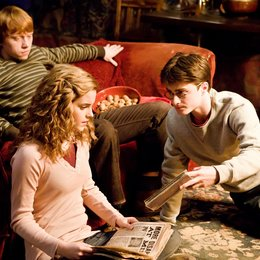 Harry Potter und der Halbblutprinz / Rupert Grint / Emma Watson / Daniel Radcliffe Poster