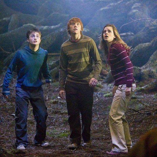 Harry Potter und der Orden des Phönix / Harry Potter und der Orden des Phoenix / Daniel Radcliffe / Rupert Grint / Emma Watson Poster