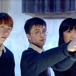 Harry Potter und der Orden des Phönix / Harry Potter und der Orden des Phoenix / Rupert Grint / Daniel Radcliffe / Katie Leung