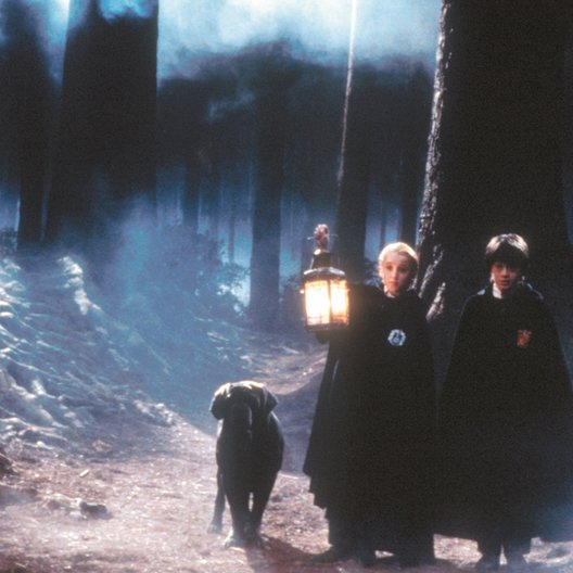 Harry Potter und der Stein der Weisen / Daniel Radcliffe / Tom Felton Poster