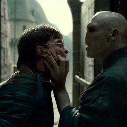 Harry Potter und die Heiligtümer des Todes Teil 1 / Daniel Radcliffe / Ralph Fiennes Poster