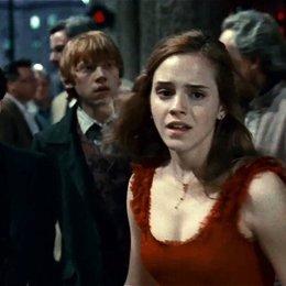 Harry Potter und die Heiligtümer des Todes Teil 1 / Daniel Radcliffe / Emma Watson Poster