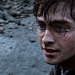 Harry Potter und die Heiligtümer des Todes Teil 2 / Daniel Radcliffe / Harry Potter Complete Collection Jahre 1-7 Poster