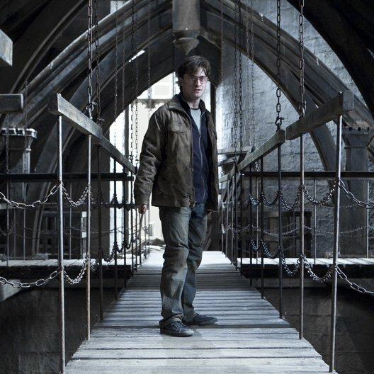 Harry Potter und die Heiligtümer des Todes Teil 2 / Daniel Radcliffe
