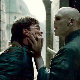 Harry Potter und die Heiligtümer des Todes Teil 2 / Daniel Radcliffe / Ralph Fiennes / Harry Potter und die Heiligtümer des Todes - Teil 1 & 2 Poster