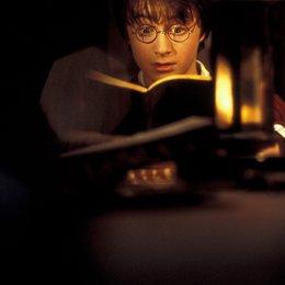 """Harry Potter und die Kammer des Schreckens / Daniel Radcliffe """"Harry Potter"""" / Richard Harris """"Albus Dumbledore"""" Poster"""