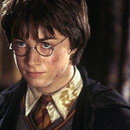"""Harry Potter und die Kammer des Schreckens / Daniel Radcliffe """"Hary Potter"""" Poster"""