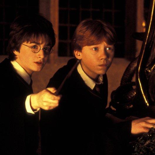 """Harry Potter und die Kammer des Schreckens / Daniel Radcliffe """" Harry Potter"""" Poster"""