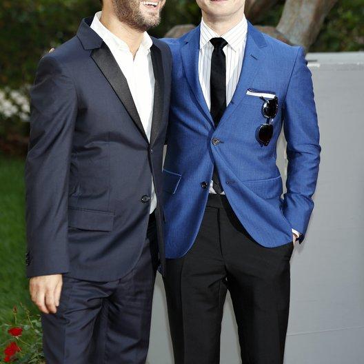 John Krokidas / Daniel Radcliffe / 70. Internationale Filmfestspiele Venedig 2013