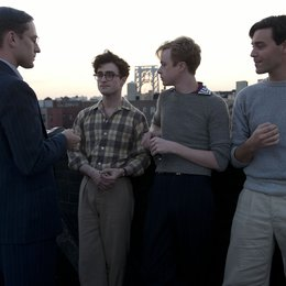 Kill Your Darlings - Junge Wilde / Kill Your Darlings / Ben Foster / Daniel Radcliffe / Dane DeHaan / Jack Huston Poster