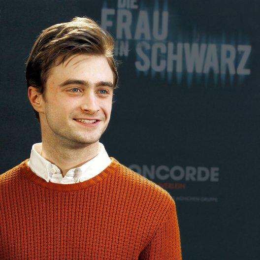 """Radcliffe, Daniel / Premiere von """"Die Frau in Schwarz"""" auf der Münchner Filmwoche Poster"""