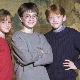 Watson, Emma / Daniel Radcliffe / Rupert Grint / Harry Potter Poster