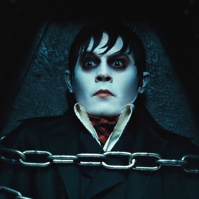 Dark Shadows / Johnny Depp Poster