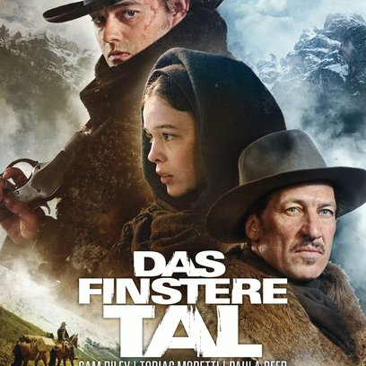 finstere Tal, Das Poster