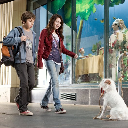 Hundehotel, Das / Emma Roberts Poster