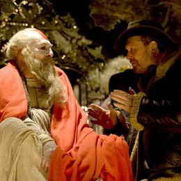 Kabinett des Dr. Parnassus, Das / Christopher Plummer / Terry Gilliam
