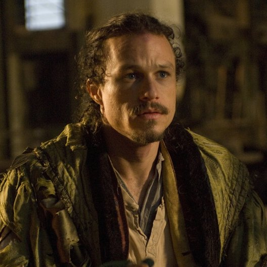 Kabinett des Dr. Parnassus, Das / Imaginarium of Doctor Parnassus, The / Heath Ledger