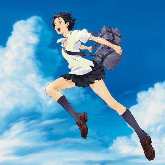Mädchen, das durch die Zeit sprang, Das / Toki wo kakeru shojo Poster