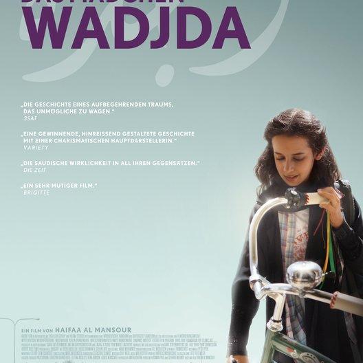Mädchen Wadjda, Das Poster