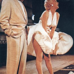 verflixte siebte Jahr, Das / Tom Ewell / Marilyn Monroe / seven year itch, The Poster