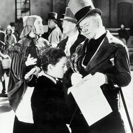 David Copperfield / Freddie Bartholomew / W. C. Fields Poster