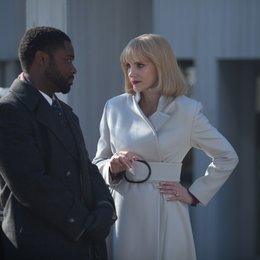 Most Violent Year, A / David Oyelowo / Jessica Chastain Poster