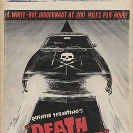 Quentin Tarantinos Death Proof - Todsicher / Grindhouse - Planet Terror / Grind House - Planet Terror / Grind House / Grindhouse - Death Proof Poster