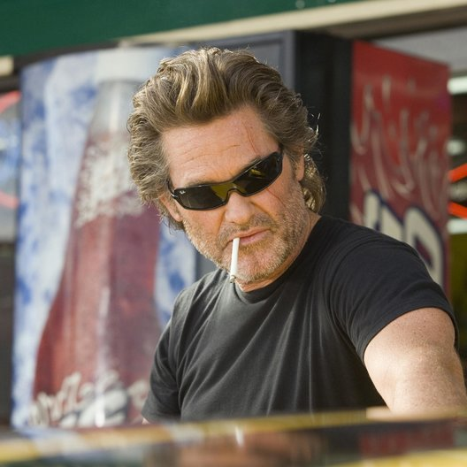 Quentin Tarantinos Death Proof - Todsicher / Grindhouse - Death Proof / Kurt Russell