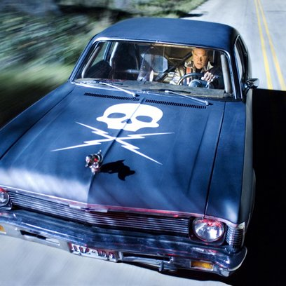Quentin Tarantinos Death Proof - Todsicher / Grindhouse Poster