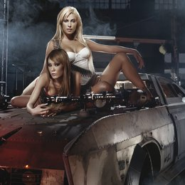 Death Race / dr riviera girl / Death Race Maedels Poster