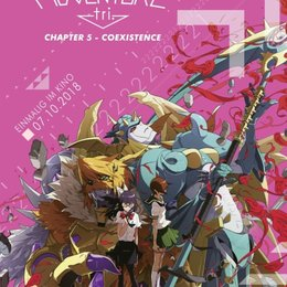 Digimon Adventure tri. Chapter 5 - Coexistence Poster
