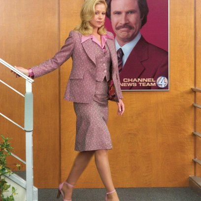 Anchorman - Die Legende von Ron Burgundy, Der / Christina Applegate Poster