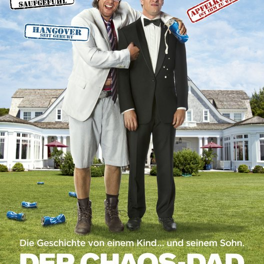 Chaos-Dad, Der Poster