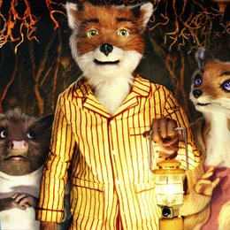 fantastische Mr. Fox, Der Poster