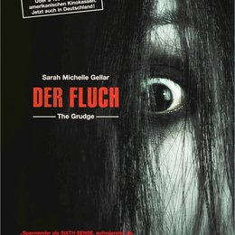 Fluch - The Grudge, Der Poster