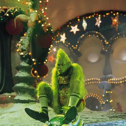 Grinch, Der / Jim Carrey Poster