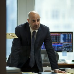 große Crash - Margin Call, Der / Margin Call / Stanley Tucci Poster