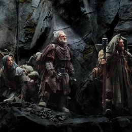 Hobbit: Eine unerwartete Reise, Der / Jed Brophy / Aidan Turner / Mark Hadlow / William Kircher