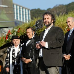 Hobbit: Eine unerwartete Reise, Der / Marketingevent / Peter Jackson