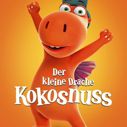 kleine Drache Kokosnuss - Feuerfeste Freunde, Der / kleine Drache Kokosnuss, Der Poster